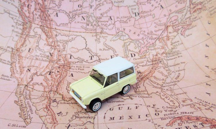 préparer son premier road trip