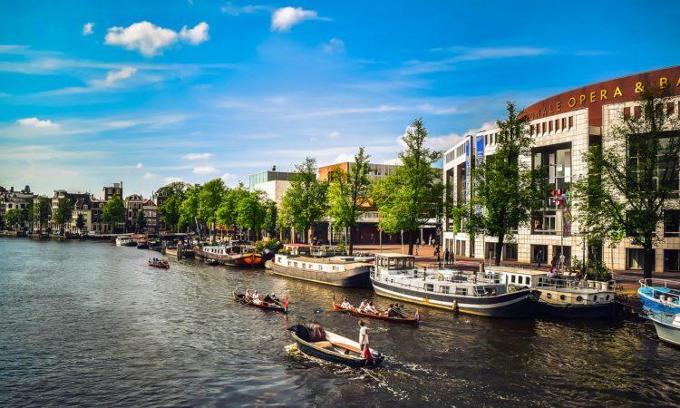 Amsterdam-en-mars